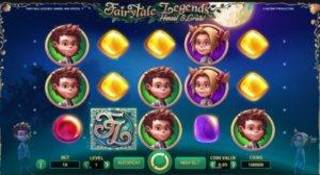 Fairy Take Hansel and Gretel Slots