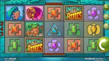 amazing aztecs slot