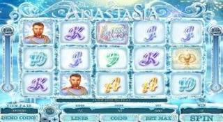 Anastasia princess slot
