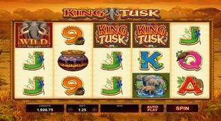 king tusk slot