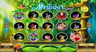 mystique grove slot