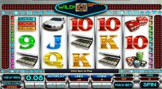 vegas dreams slot