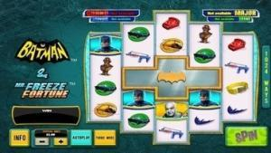Batman and Mr Freeze Fortune Slot