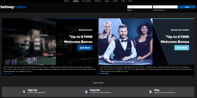 ▷ Play Now at Betway Online Casino
