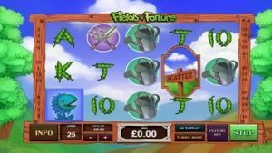 Fields of Fortune Slot