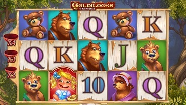 goldilocks slots bears