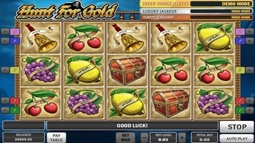 Hunt for Gold Slot