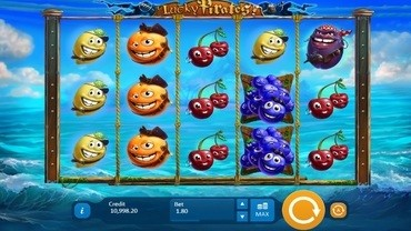 Lucky Pirates Slot