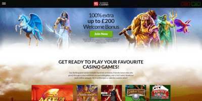 ▷ Play Now at Mansion Online Casino
