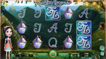 mirror mirror legends slot