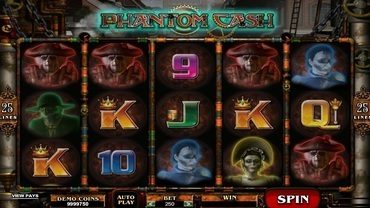 phantom cash slot