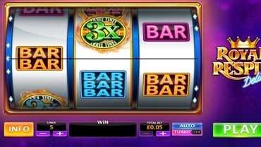 royal respin slot