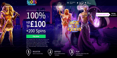 ▷ Play at Slots Heaven Online Casino