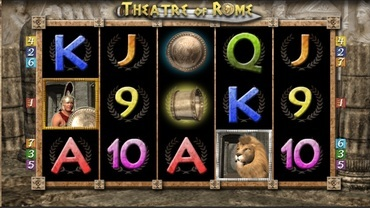 theatre of rome slot