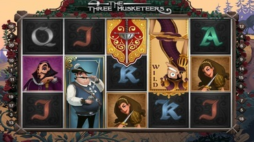 three musketers slot