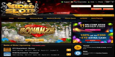 ▷ Play at Video Slots Online Casino Now!