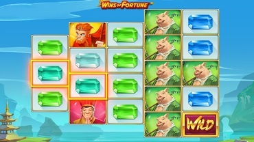 winds of fortune slot