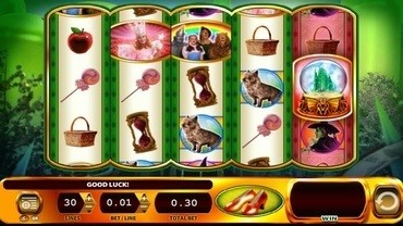 wizzars slots games