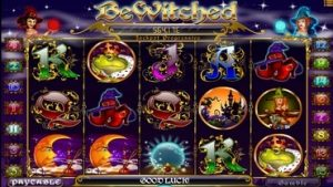 Bewitched Slot