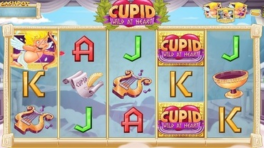 Cupid Wild at Heart Slot
