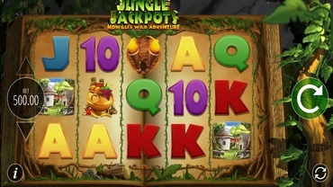 Jungle Jackpots Mowgli's Wild Adventure Slot