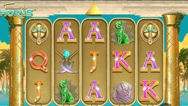 Treasure of Horus Slot