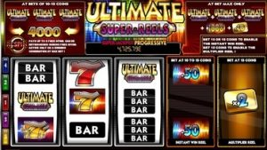 Ultimate Super Reels Slot