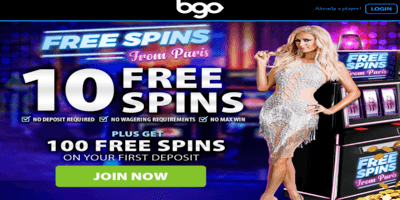 ▷ Play at BGO Online Casino