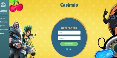 ▷ Play at Cashmio Online Casino