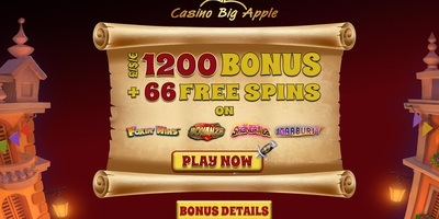 ▷ Play at Big Apple Online Casino