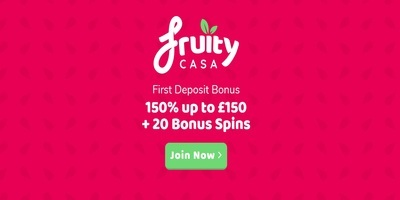 ▷ Fruity Casa Online Casino Live Dealers
