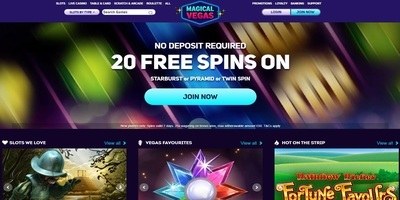 ▷ Play at Magical Vegas Online Casino
