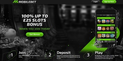 ▷ Play at Mobile Bet Online Casino