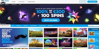 ▷ Mr. Play Online Casino Germany