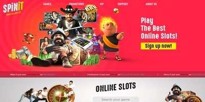 ▷ Play at Spinit Online Casino