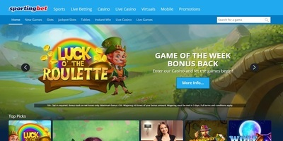 ▷ Play at Sportingbet Online Casino