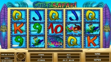 Surf Safari Slot