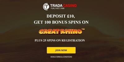 ▷ Play at Trada Online Casino