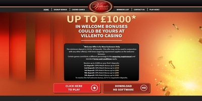 ▷ Play at Villento Online Casino