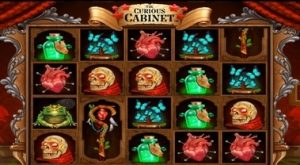 The Curious Cabinet Slot