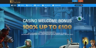 ▷ Play at K8 Online Casino