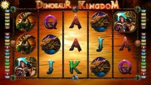 Dinosaur Kingdom Slot