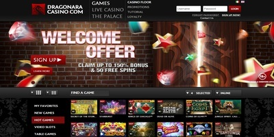 ▷ Play at Dragonara Online Casino