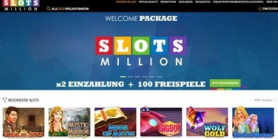 ▷ Slots Million Online Casino Now!