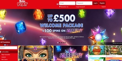 ▷ Play at The Sun Play Online Casino
