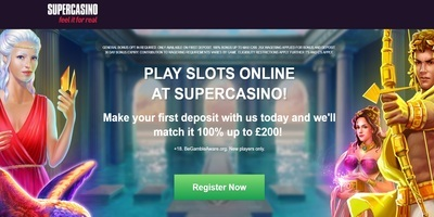 ▷ Play at Super Casino Online Casino