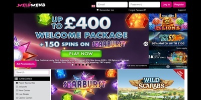 ▷ Play at Wind Wins Online Casino