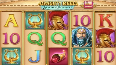 Almighty Reels – Realm of Poseidon Slot