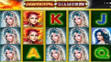 Amazons Diamonds Slot