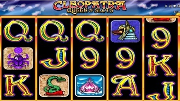 Cleopatra Queen of Slots Slot